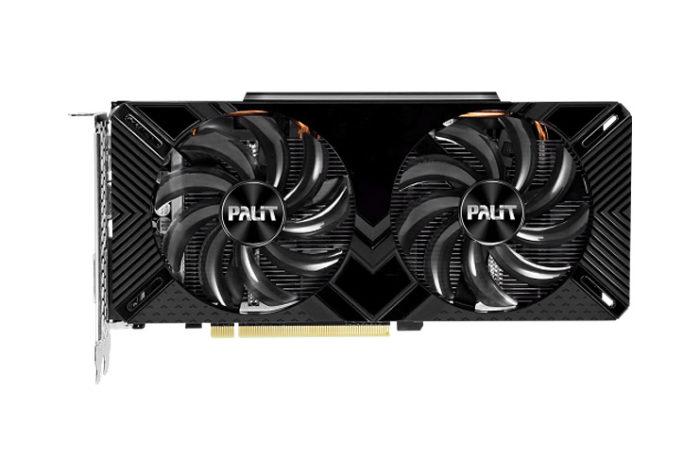 Palit GeForce GTX 1660 Super GP OC (NE6166SS18J9-1160A)