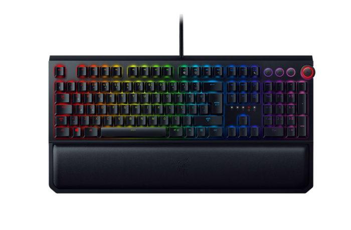 Razer Blackwidow Elite RGB Mekanik Oyuncu Klavye