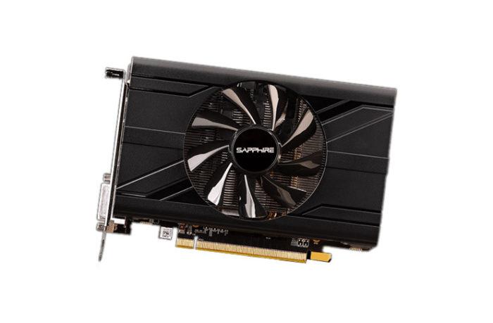 Sapphire Pulse RX570 ITX 4GB GDDR5