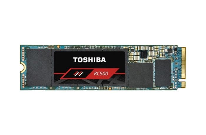 Toshiba RC500 SSD (500 GB) (THN-RC50Z5000G8)