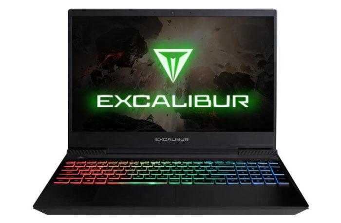 Casper Excalibur G770.9300-8EH0F Notebook