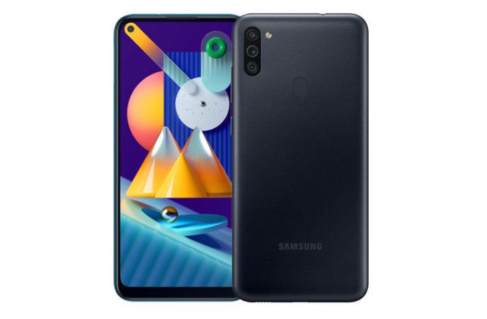 Samsung Galaxy M11 (SM-M115F)