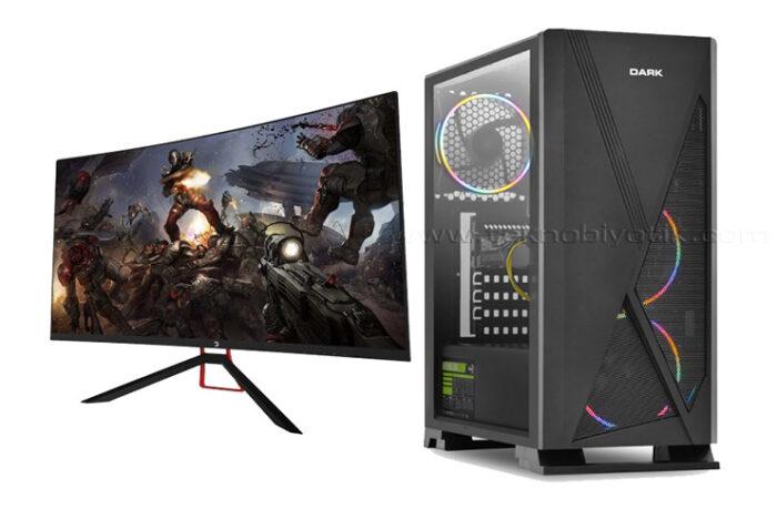 5300 TL Hazır Sistem PC Tavsiyesi - 144 Hz 1 ms Monitör ile 6700 TL (Video)