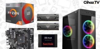 3000 TL PC Toplama Tavsiyeleri - Aralık 2020