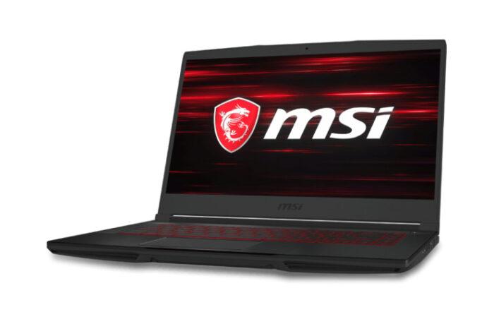 MSI GF63 Thin 9SCXR-618XTR Notebook