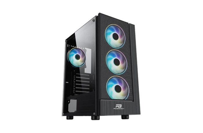PowerBoost VK-P3301B 500W USB 3.0 ATX Mid Tower Kasa (485 TL)