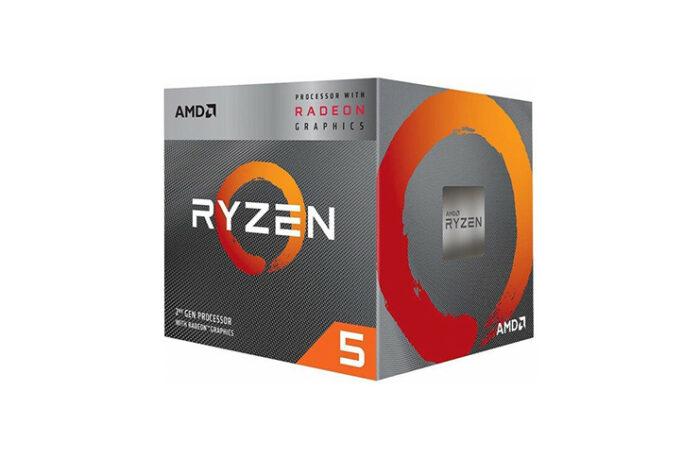 AMD Ryzen 5 3400G (Vega 11 GPU'lu APU) (1300 TL)