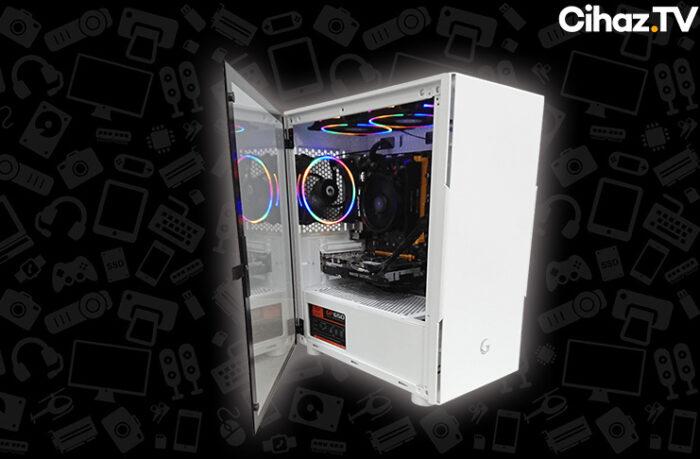 144 Hz Monitör Dahil 6000 TL Hazır Sistem PC Tavsiyesi