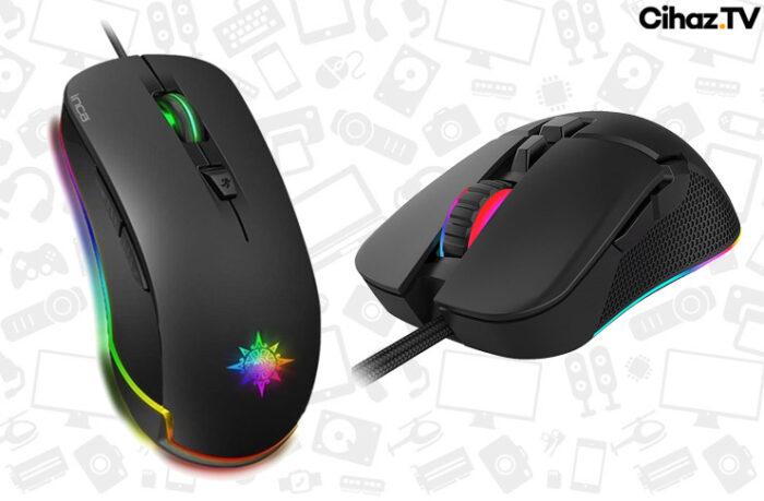100 TL Civarı Oyuncu Mouse Tavsiyeleri (Video)