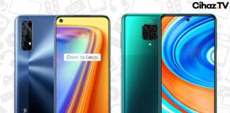 2500 - 3000 TL Arası En İyi Akıllı Telefon Tercihleri - Aralık 2020