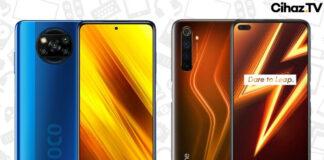 3000 - 3500 TL Arası En İyi Akıllı Telefonlar (Aralık 2020)