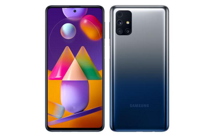 Samsung Galaxy M31s (SM-M317F/DSN)