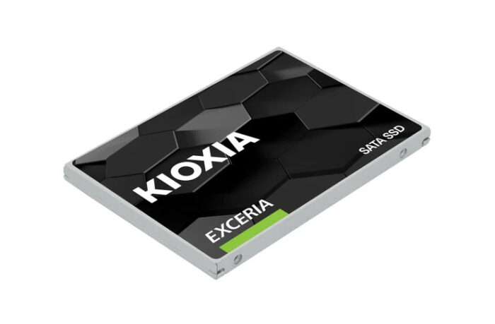 """Kioxia Exceria 480GB 555MB-540MB/s Sata3 2.5"""" 3D NAND SSD (420 TL)"""