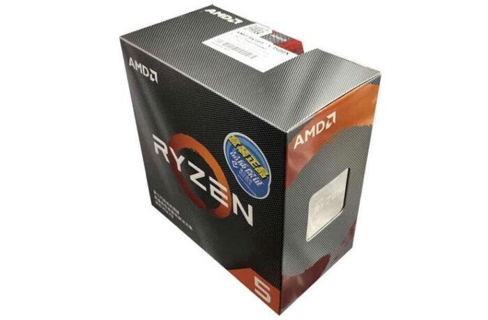 AMD Ryzen 5 3500 3.6 GHz (4.1 GHz Max.) 16 MB Soket AM4 (1220 TL)