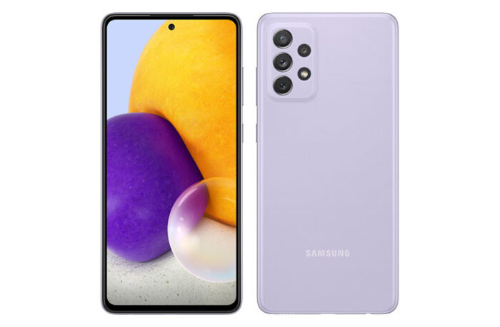 Samsung Galaxy A72 (128 GB) (SM-A725F)