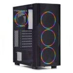 Dark-Diamond-PRO-Mesh-4x12cm-FRGB-Fan-Akrilik-Yan-Panel-Bilgisayar-Kasasi
