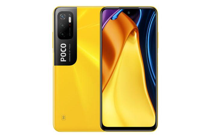 Poco M3 Pro 5G (4 GB / 64 GB)